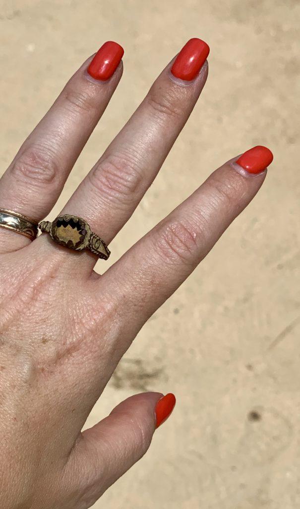 древний Шило-кольцо