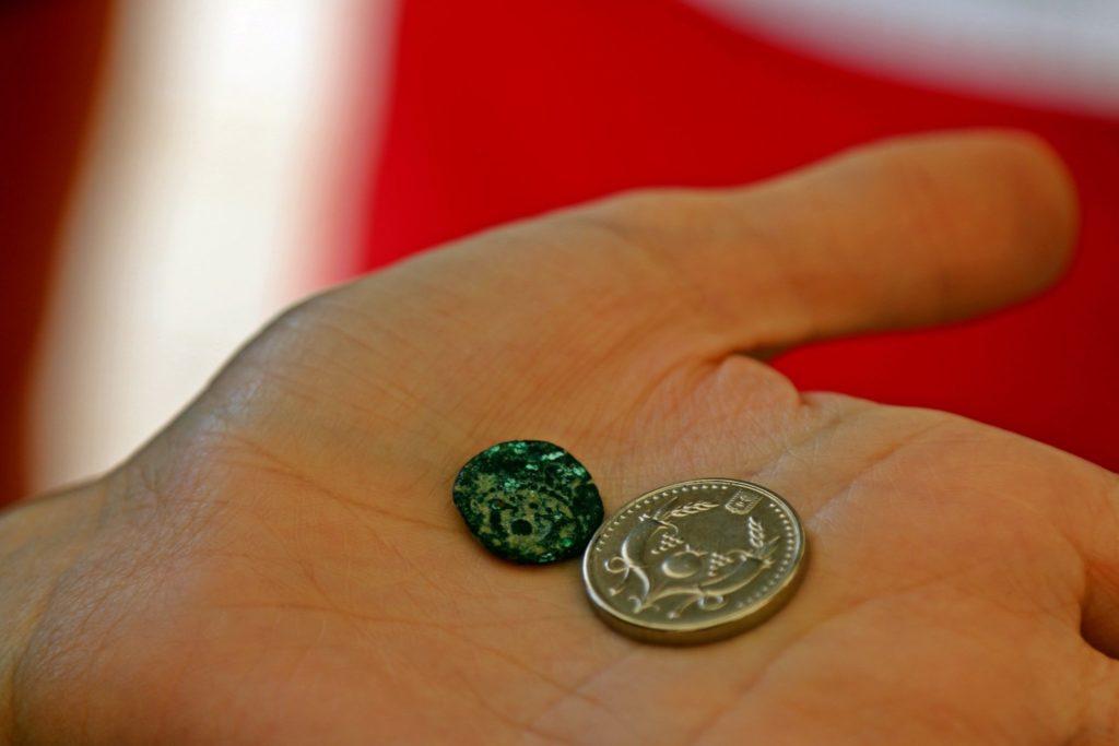 древний Шило-древняя монета
