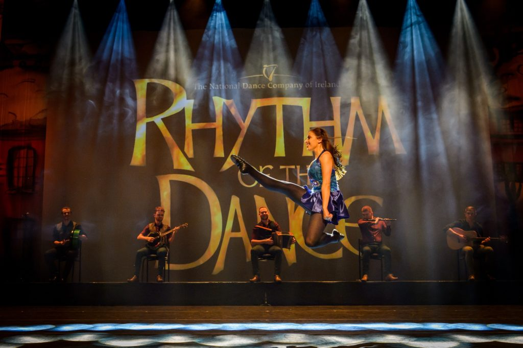 «Rhythm of the Dance» ирландские танцы
