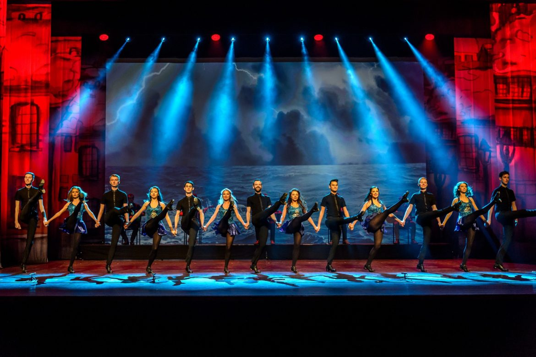 «Rhythm of the Dance» ирландские танцы