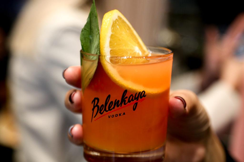 vodka Belenkaya